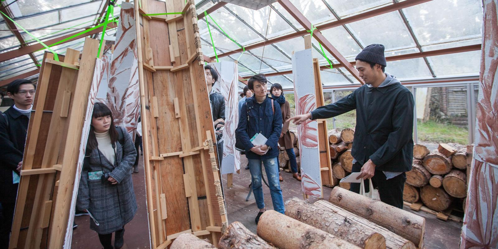 Under35 Architects exhibition2016