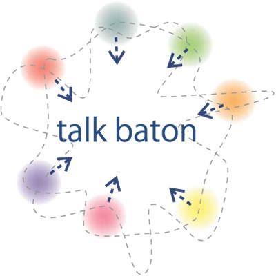 talk baton
