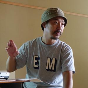 髙井良知氏