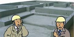 建築現場のコンクリート技術
