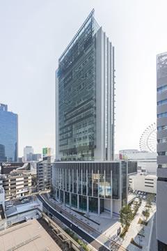 「大阪工業大学OIT梅田タワー」見学会