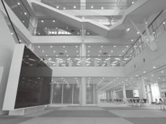 地下1階 ホール