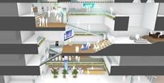 第1回学生のための 現場見学会「国立循環器病 研究センター移転建替整備事業」
