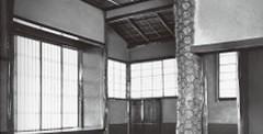 第35回茶室見学会 飛雲閣と茶室憶昔席(いくじゃくせき)の修理工事現場 滴翠園、対面所、白書院、ほか