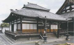 本隆寺 祖師堂