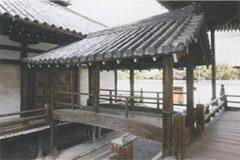 本隆寺 附廊下