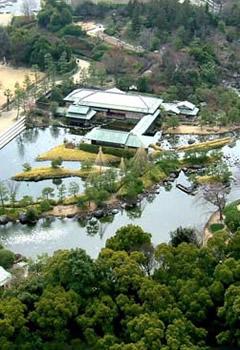 白鳥公園清羽亭