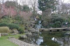ロンドン京都庭園